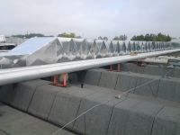 external air conditioning ducts