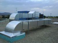impianti di climatizzazione grandi superfici